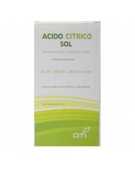 ACIDUM CITRICO 20f.2ml OTI
