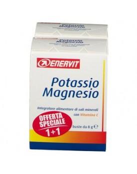 ENERVIT POTASSIO MAGNESIO PROM