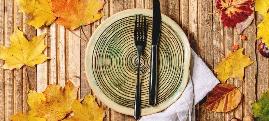 Arriva l'autunno: cosa mettere in tavola