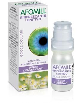 AFOMILL Rinfr.Gtt 10ml