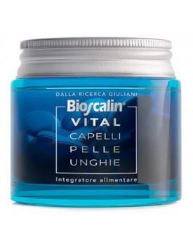 BIOSCALIN Capelli/Unghie 60Cpr