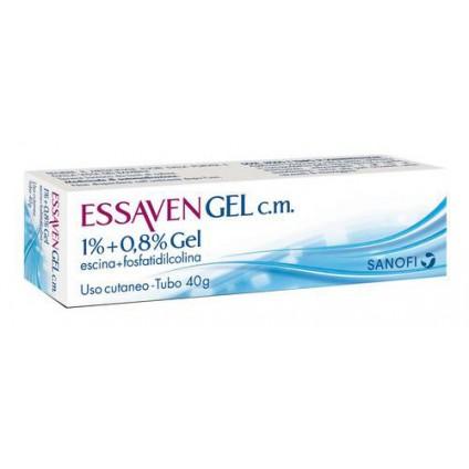 ESSAVEN*gel 40 g 10 mg/g + 8 mg/g