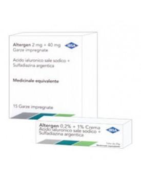 ALTERGEN 15 Garze Medicate