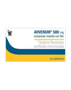 ARVENUM*60CPR RIV 500MG
