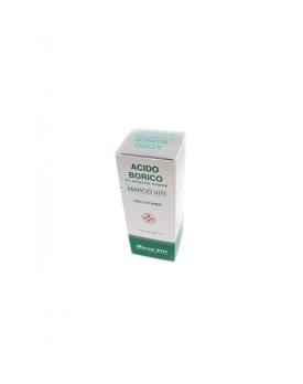 ACIDO BORICO (MARCO VITI)*soluz cutanea 200 ml 3%