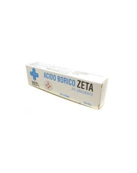 ACIDO Borico Ung.3% 30g ZETA